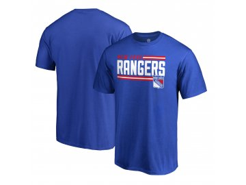 Tričko New York Rangers Iconic Collection On Side Stripe