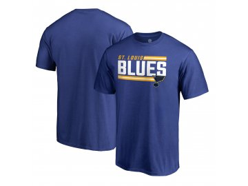 Tričko St. Louis Blues Iconic Collection On Side Stripe