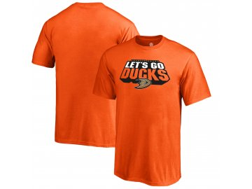 Dětské tričko Anaheim Ducks Fan Favorite Team Slogan