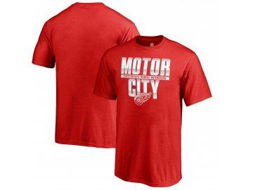 Dětské tričko Detroit Red Wings Fan Favorite Team Slogan