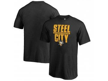 Dětské tričko Pittsburgh Penguins Fan Favorite Team Slogan