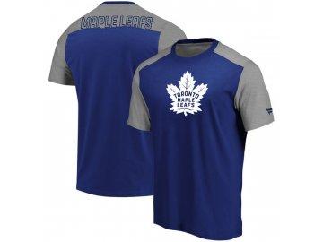 Tričko Toronto Maple Leafs Iconic Blocked