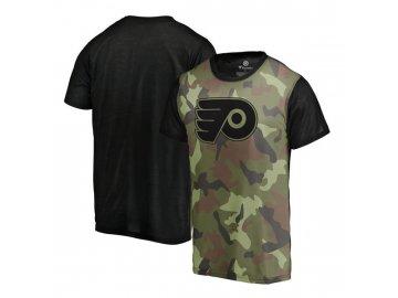 Tričko Philadelphia Flyers Camo Blast