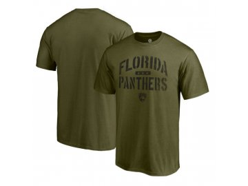 Tričko Florida Panthers Camo Jungle