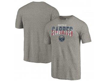 Tričko Buffalo Sabres Freedom Tri-Blend