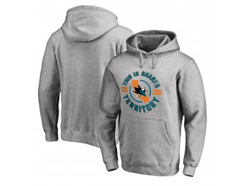 Mikina San Jose Sharks Hometown Collection Pullover Hoodie