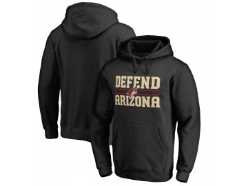 Mikina Arizona Coyotes Hometown Collection Defend Pullover Hoodie
