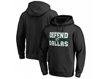 Mikina Dallas Stars Hometown Collection Defend Pullover Hoodie