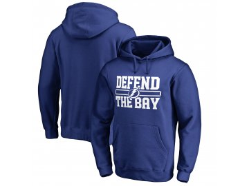 Mikina Tampa Bay Lightning Hometown Collection Defend Pullover Hoodie