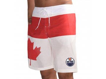 Plavky Edmonton Oilers G-III Sports by Carl Banks Patriotic