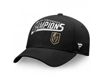 0da08291493 Kšiltovka Vegas Golden Knights 2018 Western Conference Champions Flex