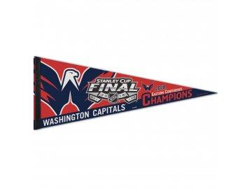 Vlajka Washington Capitals 2018 Eastern Conference Champions