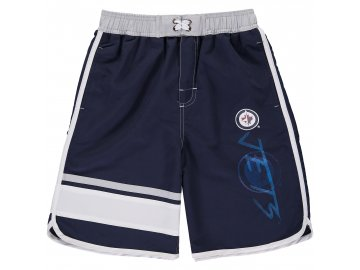 Dětské plavky Winnipeg Jets Color Block Swim Trunks