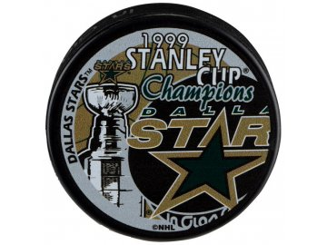 Puk Dallas Stars 1999 Stanley Cup Champions