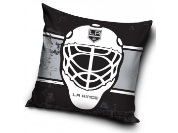 Polštářek Los Angeles Kings NHL Maska