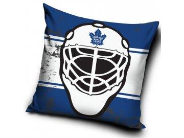 Polštářek Toronto Maple Leafs NHL Maska
