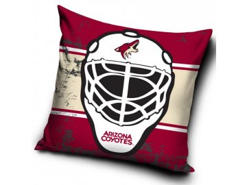 Polštářek Arizona Coyotes NHL Maska