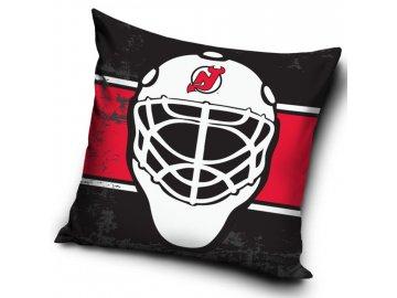 Polštářek New Jersey Devils NHL Maska