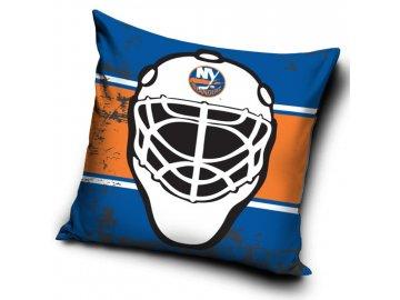 Polštářek New York Islanders NHL Maska