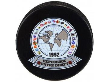 Puk 1992 NHL Entry Draft Montréal