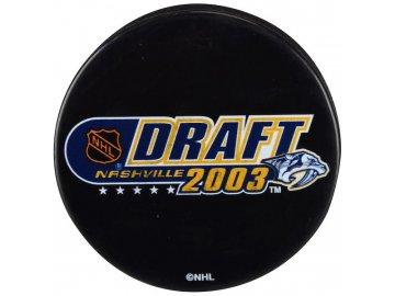 Puk 2003 NHL Entry Draft Nashville