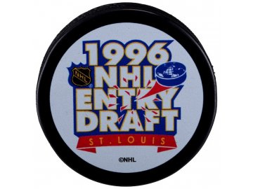 Puk 1996 NHL Entry Draft St. Louis