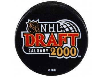 Puk 2000 NHL Entry Draft Calgary Flames