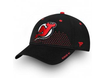 Kšiltovka New Jersey Devils 2018 NHL Draft Flex