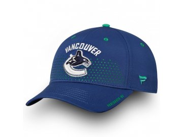 Kšiltovka Vancouver Canucks 2018 NHL Draft Flex