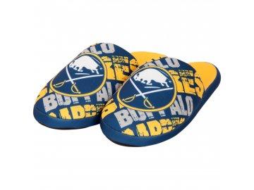 Dětské pantofle Buffalo Sabres Digital Print