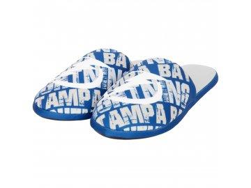 Dětské pantofle Tampa Bay Lightning Digital Print