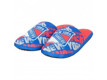 Pantofle New York Rangers Digital Print