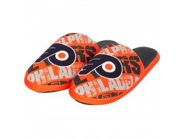 Pantofle Philadelphia Flyers Digital Print
