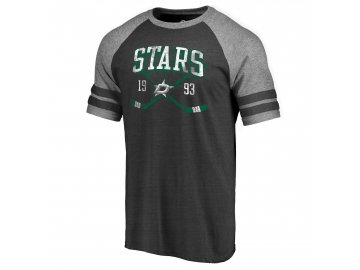 Tričko Dallas Stars Line Shift Tri-Blend