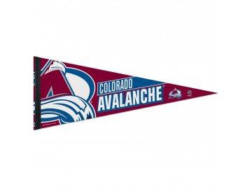 Vlajka Colorado Avalanche Premium Pennant