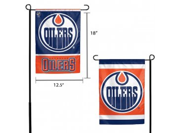 Vlajka Edmonton Oilers Garden Flag