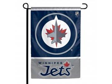 Vlajka Winnipeg Jets Garden Flag