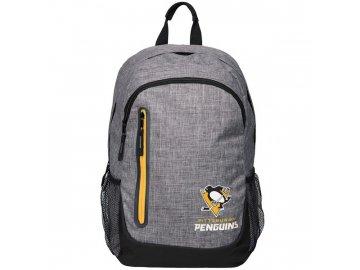 Batoh Pittsburgh Penguins Heathered Gray