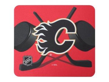 Podložka Calgary Flames 3D Mouse Pad