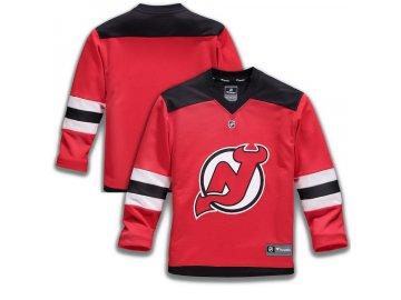 Dětský Dres New Jersey Devils Replica Home Jersey