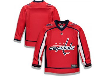 Dětský Dres Washington Capitals Replica Home Jersey