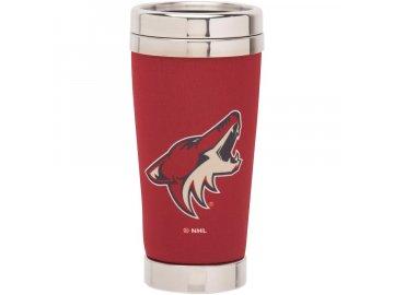 Termohrnek Arizona Coyotes Primary Logo Neoprene Tumbler
