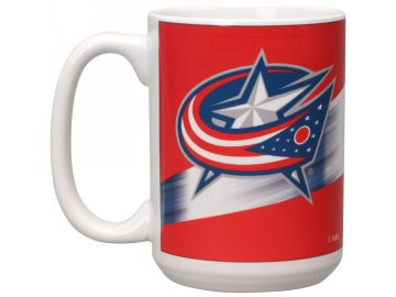 Hrnek Columbus Blue Jackets 3D Graphic Mug