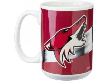 Hrnek Arizona Coyotes 3D Graphic Mug