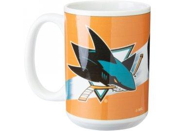 Hrnek San Jose Sharks 3D Graphic Mug