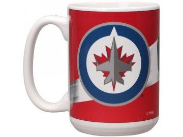 Hrnek Winnipeg Jets 3D Graphic Mug