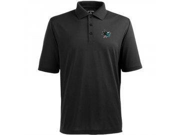 Tričko San Jose Sharks Pique Xtra-Lite Polo