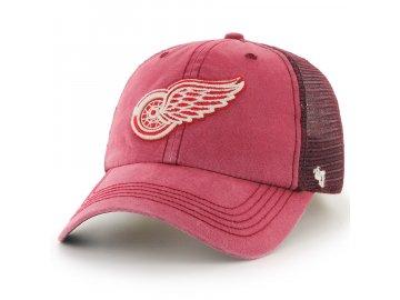 Kšiltovka Detroit Red Wings 47 Brand Trailway Closer