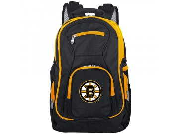 Batoh Boston Bruins Trim Color Laptop Backpack