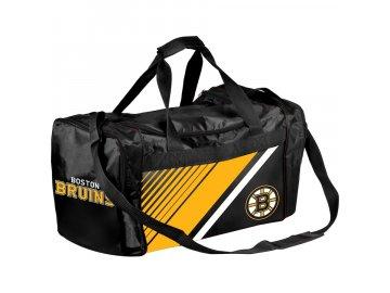 Sportovní Taška Boston Bruins Border Stripe Duffel Bag